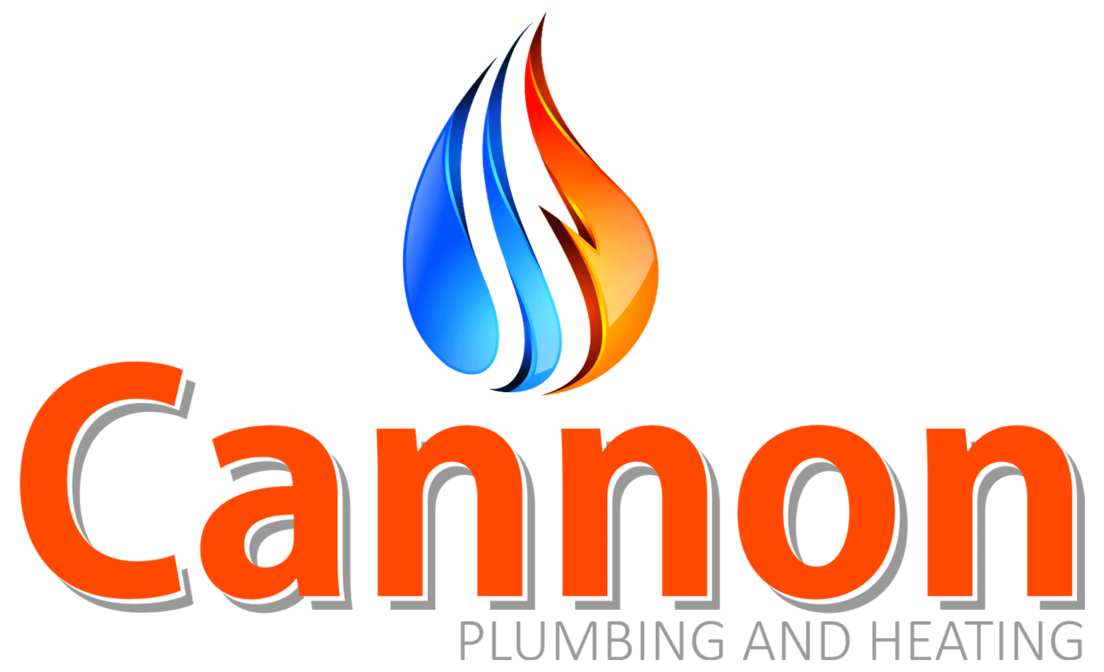 Cannon Plumbing and Heating Logo